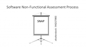 Software Non-Functional Assessment Process